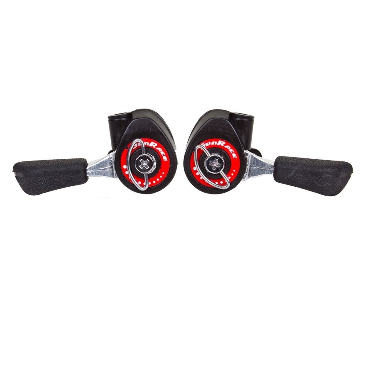 SunRace SLM10 Friction Shifters-5 7 Speed-22.2 mm Handlebar Clamp-Pair-New 6