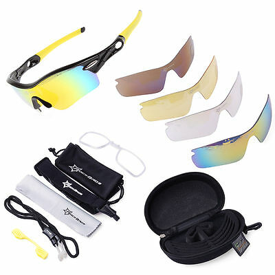 Professional Polarized Sunglasses Cycling Driving Glasses Casual Sports Goggles