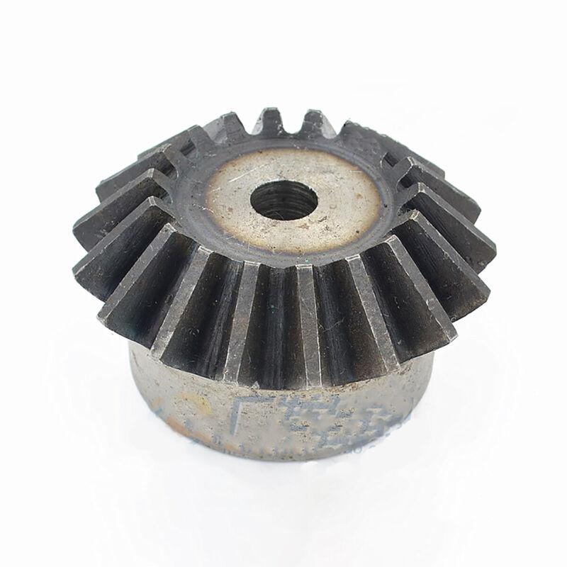 2 Modulus Bevel Gear 15T-40T Tooth 90°1:1 Pairing Motor Metal Transmission Gear