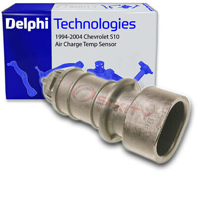 Delphi Air Charge Temp Sensor for 1994-2004 Chevrolet S10 2.2L 4.3L L4 V6 - bu