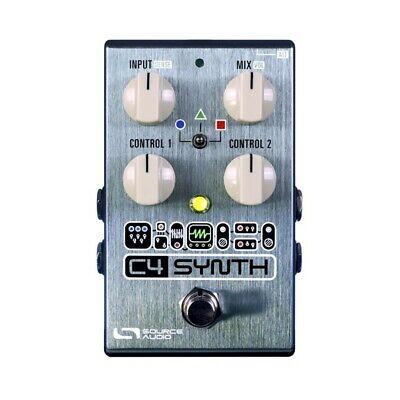 Source Audio SA249 C4 Synth Pedal