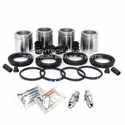 Hyundai Terracan (2001-2007) Front Brake Caliper Repair Kits & Pistons PK249-2