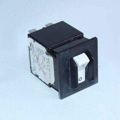 Lumenis Lightsheer Duet Hr Laser System Main Power Breaker Switch 15a 250v