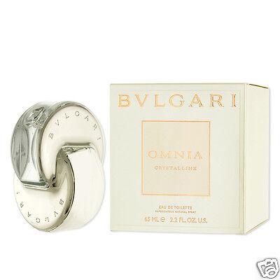65 Ml Edt (Bvlgari Omnia Crystalline Eau De Toilette EDT 65 ml (woman))