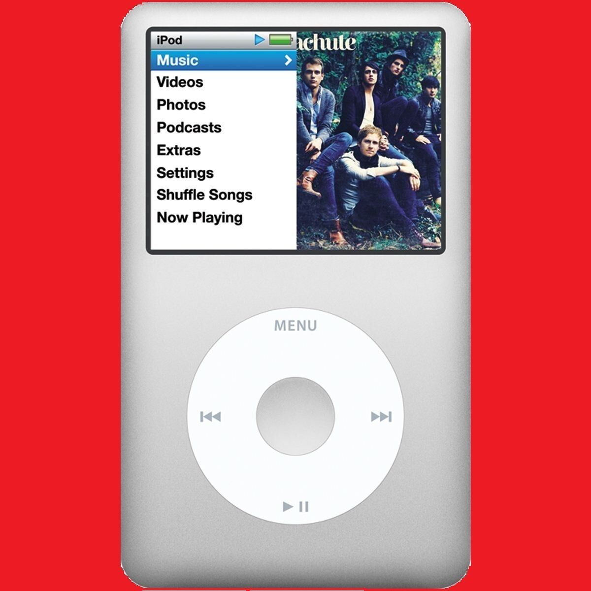 new apple ipod classic 160gb 7th gen generation silver. Black Bedroom Furniture Sets. Home Design Ideas