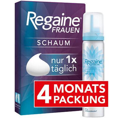 REGAINE FRAUEN 50MG/G Schaum 2x60 g PZN:11082202