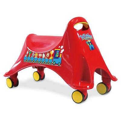 Whirlee Ride On - The Whirlee is a great ride-on for active toddlers!