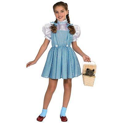 Dorothy Costume Kids Wizard of Oz Halloween Fancy - Dorothy Dress Up Costume Kids