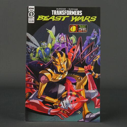 TRANSFORMERS BEAST WARS #9 Cvr B IDW Comics 2021 AUG210584 9B (CA) Tramontano