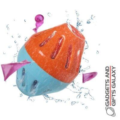 Splash Timer Game Garden Toy Kids Childs Adults Family Water Balloon Soaking