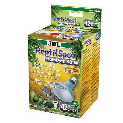 JBL ReptilSpot HaloDym - 42W - Spotstrahler 42 Watt Wärmelampe Terrarienlampe