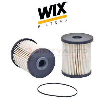 WIX Fuel Filter for 2000-2009 Dodge Ram 2500 5.9L L6 - Gas Filtration System ua