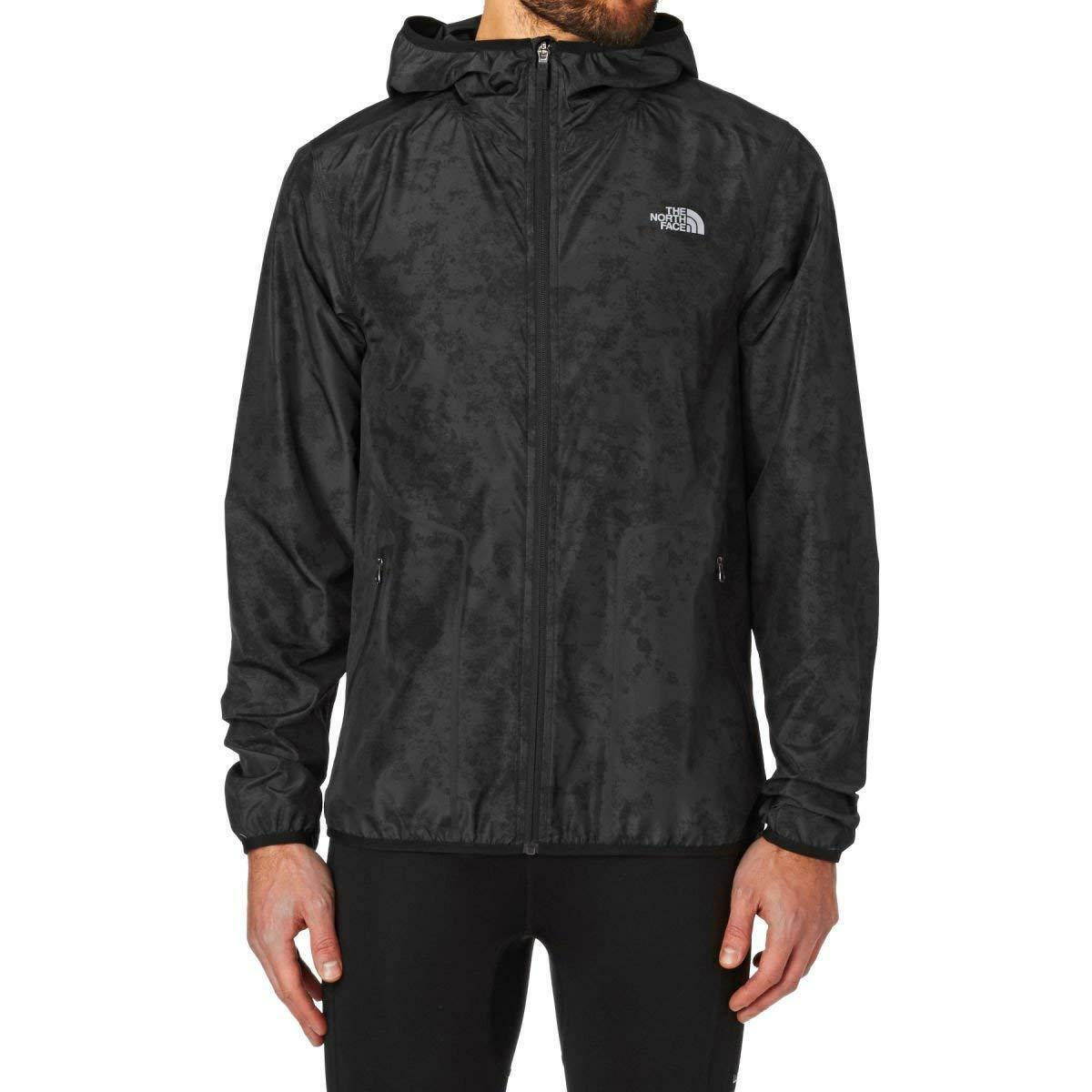 new-mens-the-north-face-ampere-athletic-trainer-jacket-coat-blue-black
