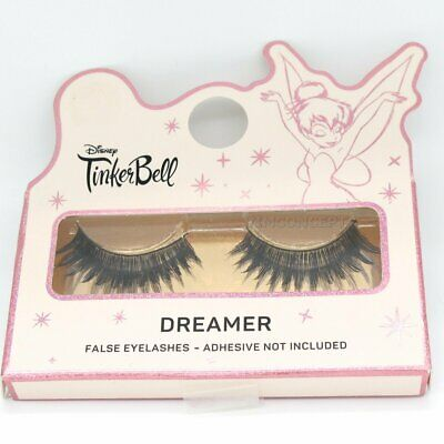 Tinkerbell Eye Makeup (Authentic Disney Primark Tinkerbell From Peter Pan False Lashes Natural)