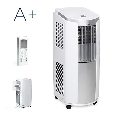GREE mobile Klimaanlage Shiny 10000 BTU Klima mobiles Klimagerät EEK A+