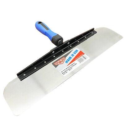 Advance 16 Stainless Steel Radius Drywall Skimming Blade