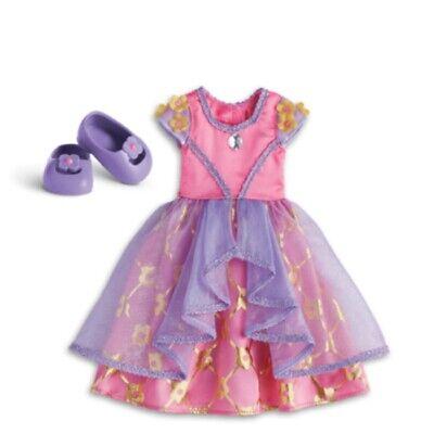 American Girl Welliewishers Daisy Prinzessin Kostüm für 15 - Prinzessin Daisy Kostüme