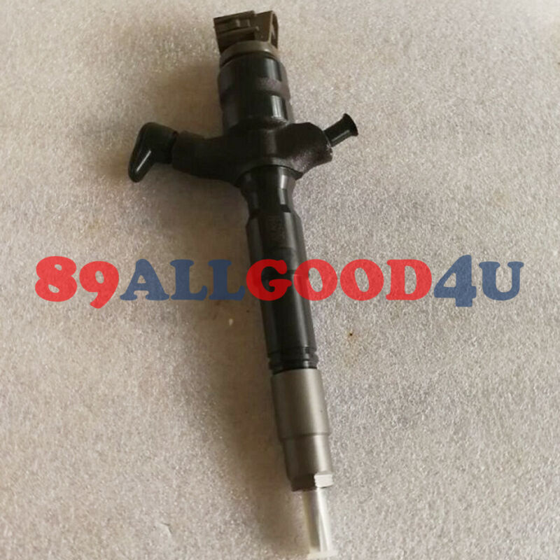 Common Rail Injector 23670-30450 For Toyota Hilux Fortuner 2KD FTV 2.5D EURO 5