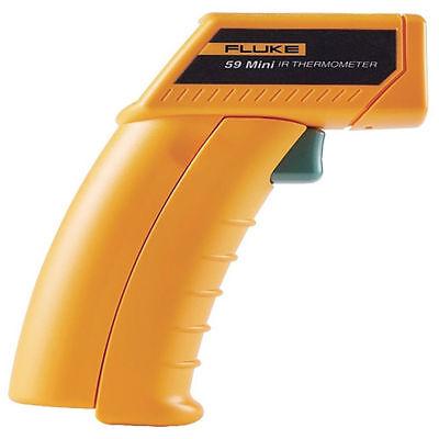 Fluke 59 Mini Infrared Thermometer Handheld Digital Thermometer Gun -18 To 27c