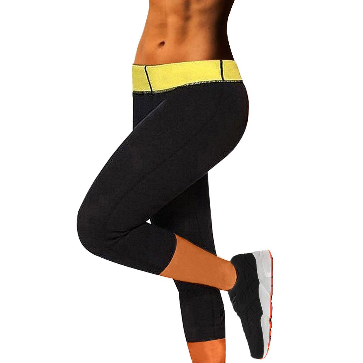 Women's Slimming Pants Hot Thermo Neoprene Sweat Sauna Body