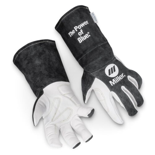 Miller Classic Tig Gloves with 6 Inch Cuff (Large) (279898)