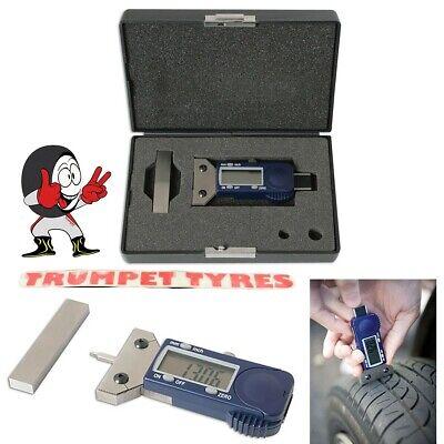 Profesional Digital Neumático Fondo Calibre Con Calibración Bloque 0-13mm 4714