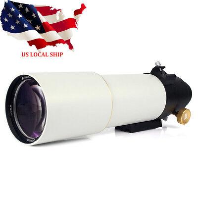 90mm F500 Refractor Astronomical Telescope OTA DSLR Photography W/T-reverberation US SHIP