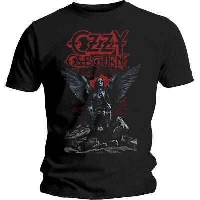 Angel Wings For Men (Ozzy Osbourne Angel Wings Officially Licensed Rock Tee Men's XL)