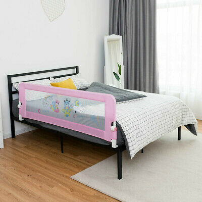 69 Inch Breathable Bed Rail Guard for Baby Toddlers Safety S
