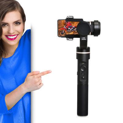 Feiyu-Tech G5 Gimbal V2 neuste Version 3-Axis Handheld Gimbal GoPro Hero 6/5/4/3