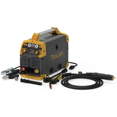 200A Digital MIG Welder 110/220V IGBT MIG ARC Lift TIG 3 in 1 Welding Machine
