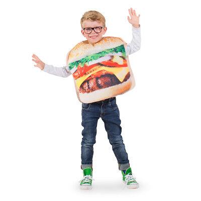 Hamburger Kinderkostüm