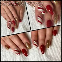 Looking for a nail tech!? $5-$10 off (xmasDISCOUNT)!
