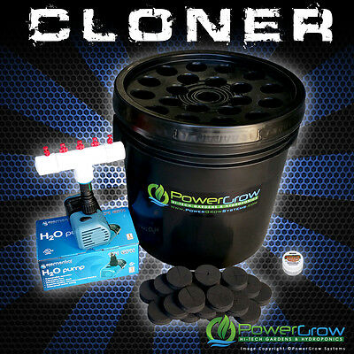 POWERGROW ® CLONER Plant Cloning Machine - 21 Sites