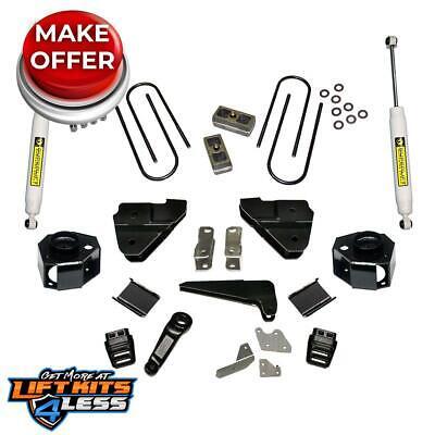 """Superlift K145 4"""" Lift Kit for 2013-2018 Dodge/Ram 3500 2WD/4WD Gas/Diesel"""