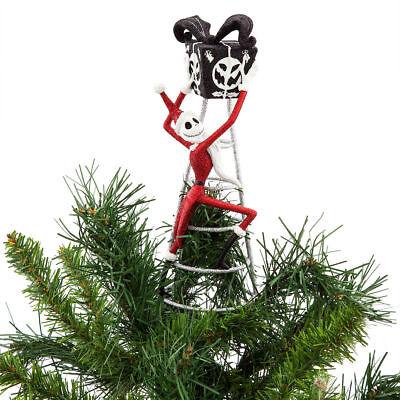 Disney Jack Skellington Nightmare Before Christmas Tree Topper--New