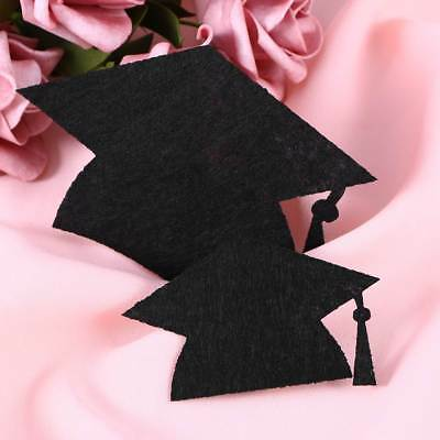 Graduation Photo Banners 2019 Doctoral Hat Shaped Photo Garland for Party - Photo Graduation Banners