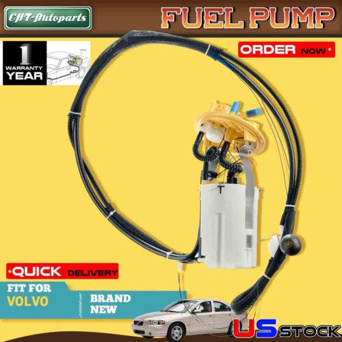 New Fuel Pump /& Sender Assembly For 2004 Volvo S80 2003-2004 S60 V70 XC70 E8635M