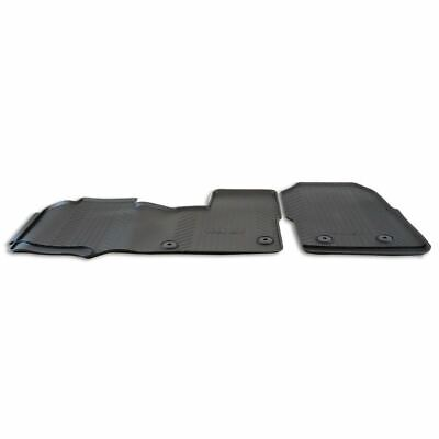 Car Parts - Genuine Ford Transit Mk8 Mk9 Custom Front Rubber Floor Mats Automatic 2113381