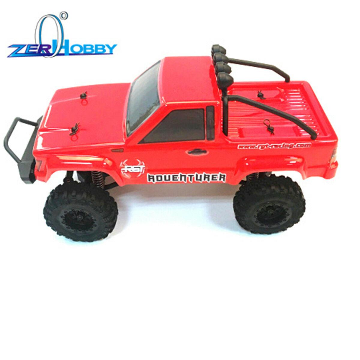 Rgt Hsp 136240 Rc Crawlers 1 24 Scale 4wd Off Road Monster