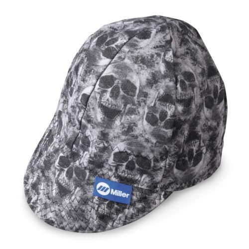 Miller Ghost Skulls 2 Welding Hat/Cap Size 7 (286976)