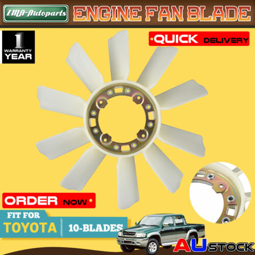 Viscous Clutch Fan Hub for Toyota Hilux LN107R 08//91-08//97 2.8L 4 cyl
