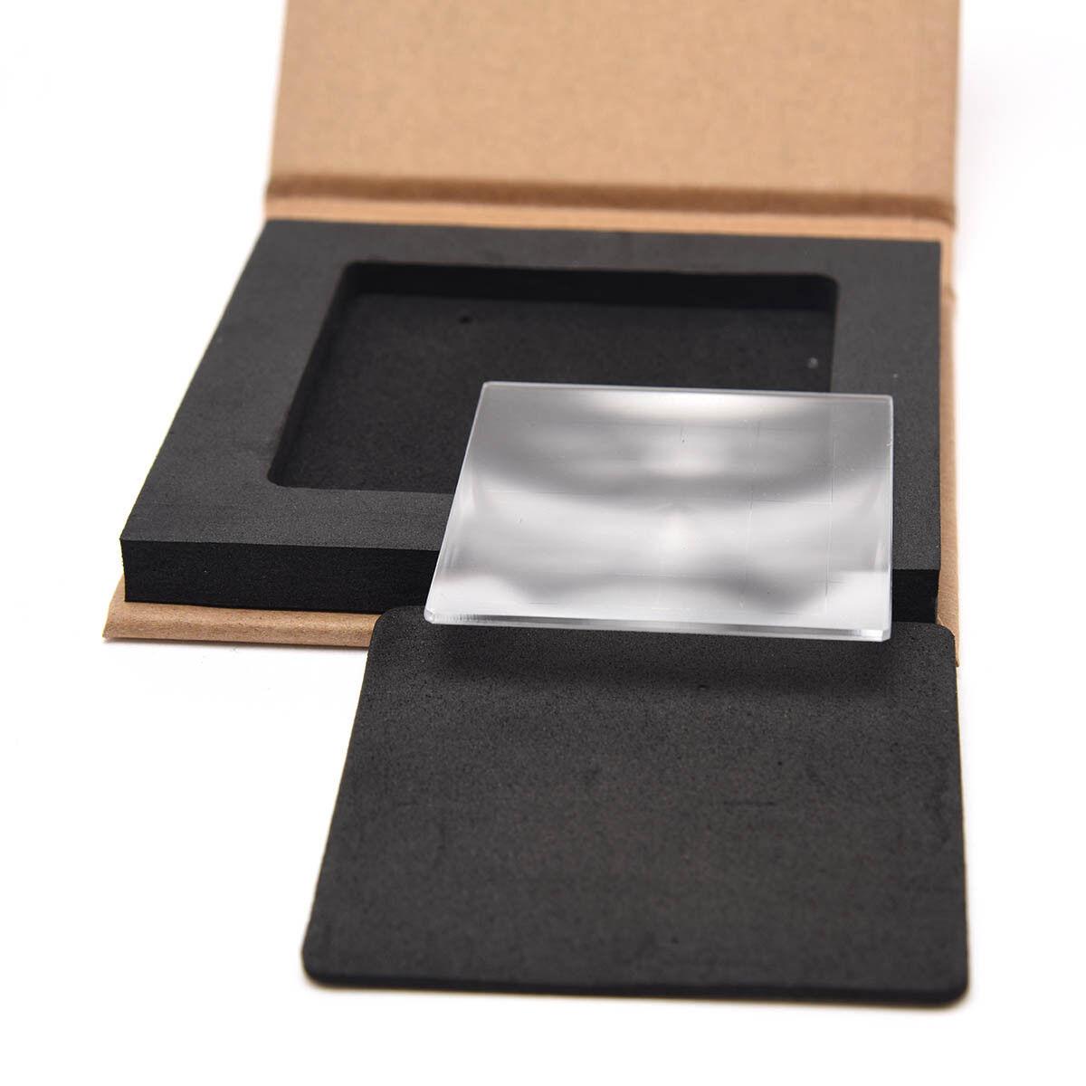 Yanke Super Bright Fresnel GroundGlass Für Rollei Rolleiflex GX FX 600X SL66 NEU