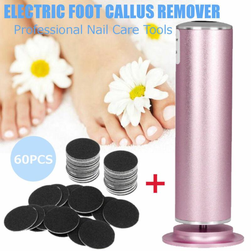 Pro Electric Smooth Pedicure Foot Callus Remover Dead Skin M