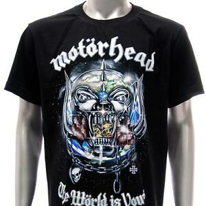 f7085641 Vintage Motorhead T-Shirts