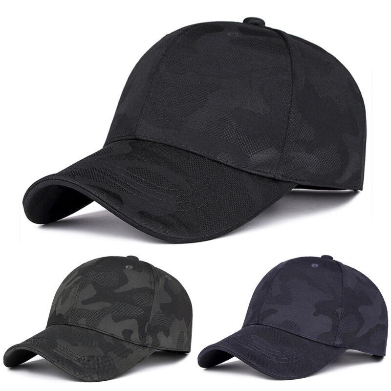 Herren Damen Basecap Schirmmütze Tenniscap Cappy Caps Kappe Baseball Cap Mütze