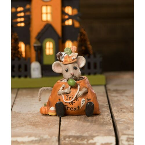 Bethany Lowe Halloween Nibbles Mouse TD0060 (New 2021)