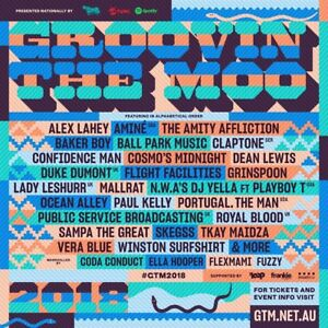 Canberra Groovin the Moo ticket GA Page Belconnen Area Preview