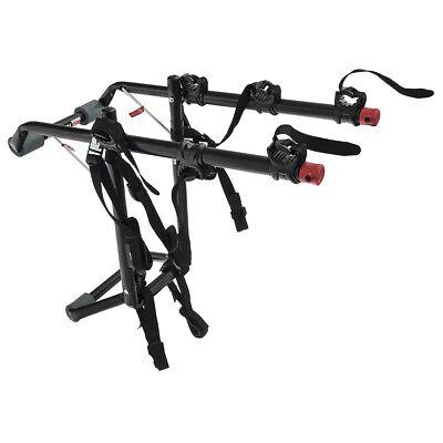 Mazda MX5 - Bike rack - Universal strap fitting for 3 bikes
