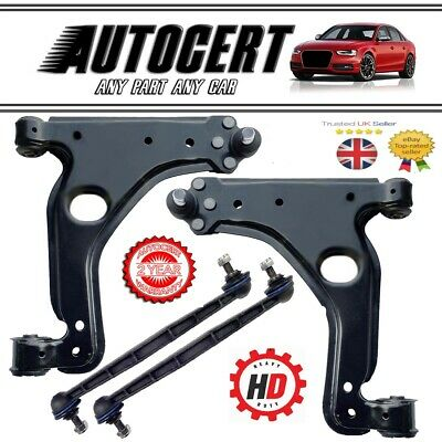 VAUXHALL ASTRA 05-09 FRONT LOWER SUSPENSION CONTROL ARMS WISHBONES & LINK BARS